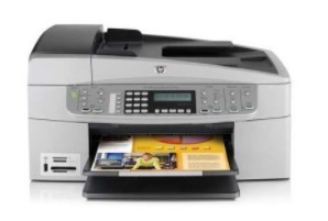 HP Officejet 6315 All-in-One Télécharger Pilote
