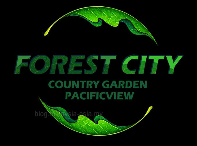 Malaysia Forest City Malaysia Asia