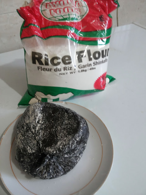 How To Make Starch Fufu