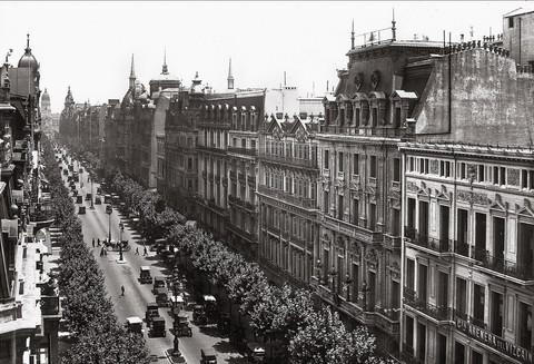 La Avenida de Mayo cumple 125 años
