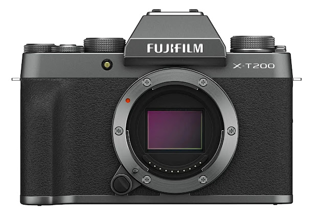 Fujifilm X-T200 First impressions review
