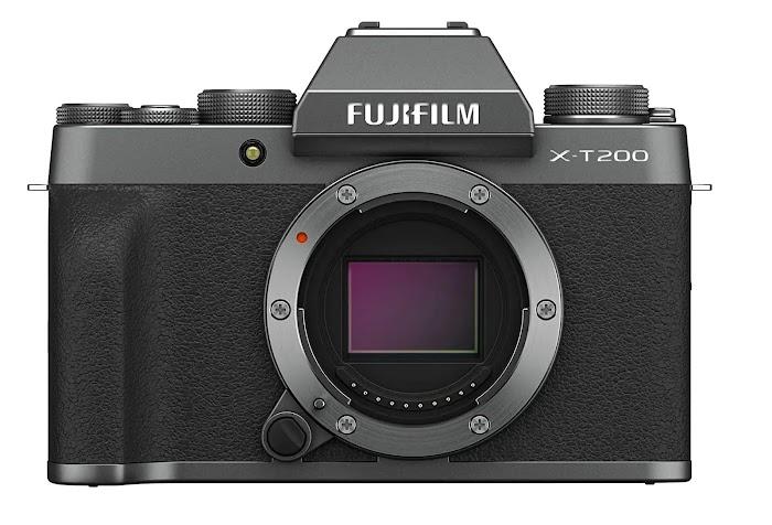 Fujifilm X-T200 First impressions review