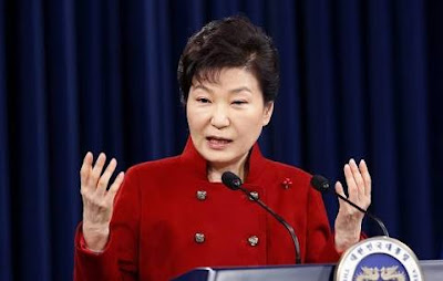 South Korea's ex-President gets another 8 year extension in jail