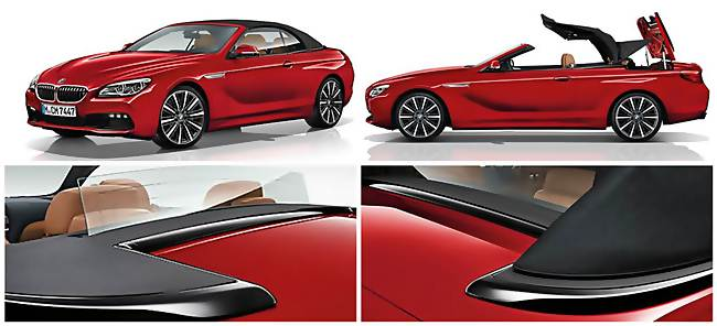 2016 BMW 6 Series Convertible Redesign