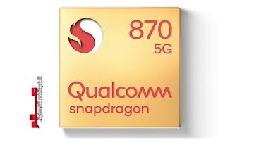 معالج كوالكوم سنابدراجون Qualcomm Snapdragon 870