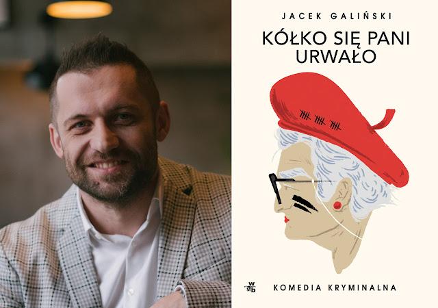 Jacek Galiński. Rozmowa