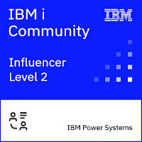 IBM Community Influencer Level 2
