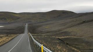 Carretera de Islandia.