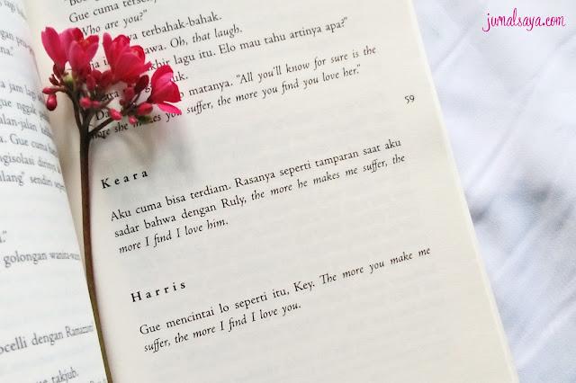 review buku antologi rasa ika natassa