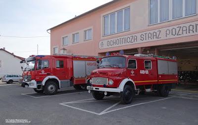 Mercedes-Benz Atego 1530, Mercedes-Benz LA 911, OSP Stradunia