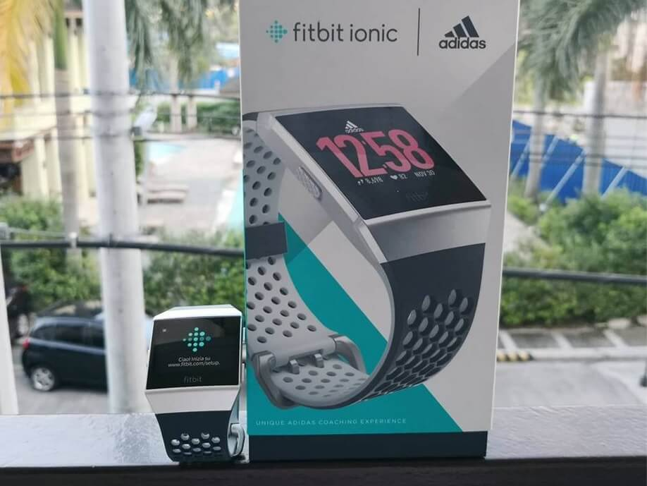 Fitbit Ionic Adidas Edition Review; More Than Just A Fitness Tracker