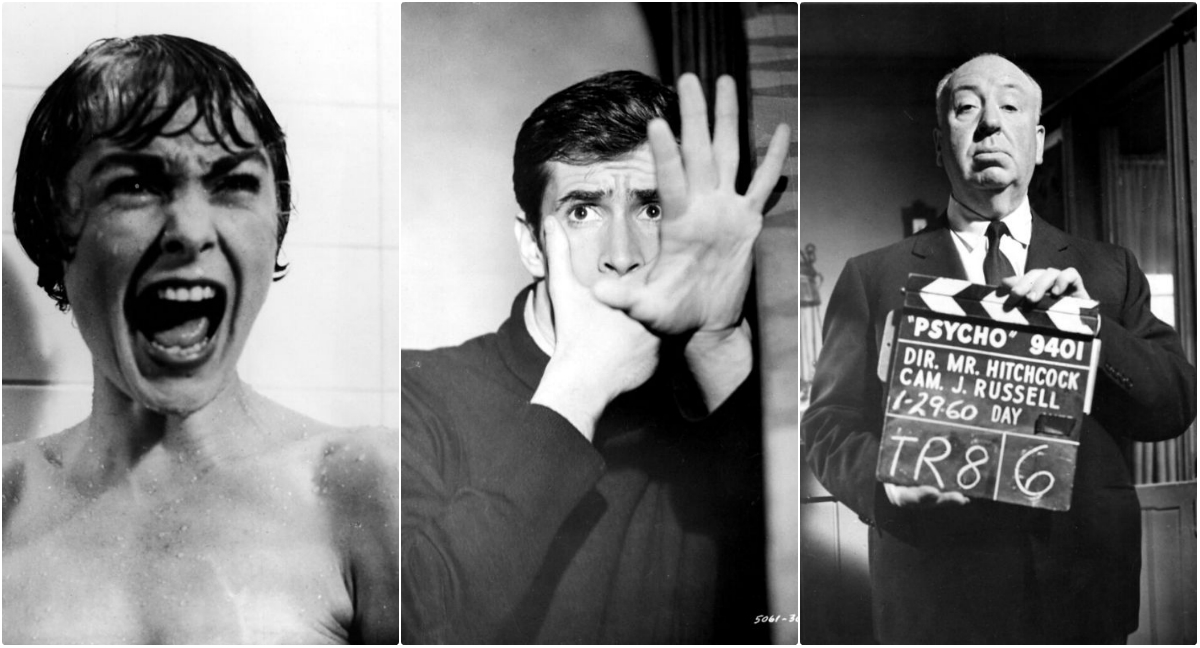 40 Amazing Publicity Stills From Psycho In 1960 Vintage