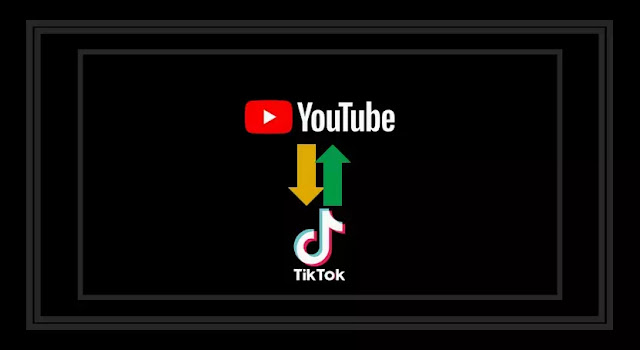 Cara Menautkan Video YouTube ke postingan TikTok