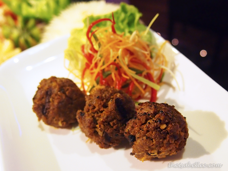 Lamb Koftas at TGV Indulge