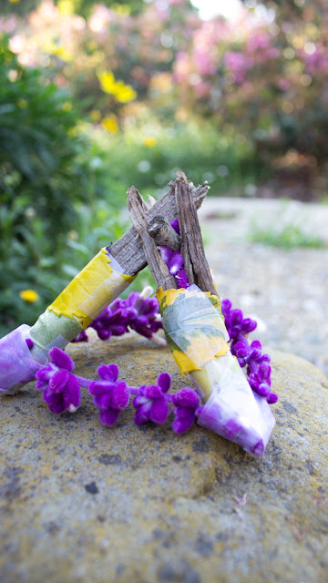 Design and build nature fairy houses with kids- such a great Spring STEAM activity and craft!