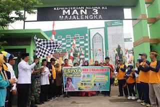 Semarak Expo dan Reuni Akbar MAN 3 Majalengka