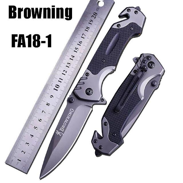 Briceag Browning FA18-1 vanatoare supravietuire pescuit outdoor knife