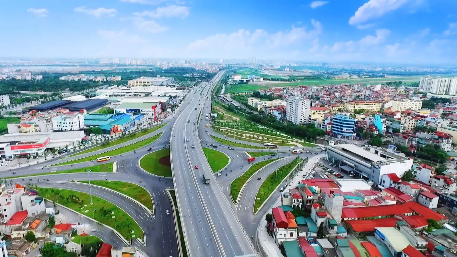 """Long Biên là quận có vị trí """"đặc biệt""""."""
