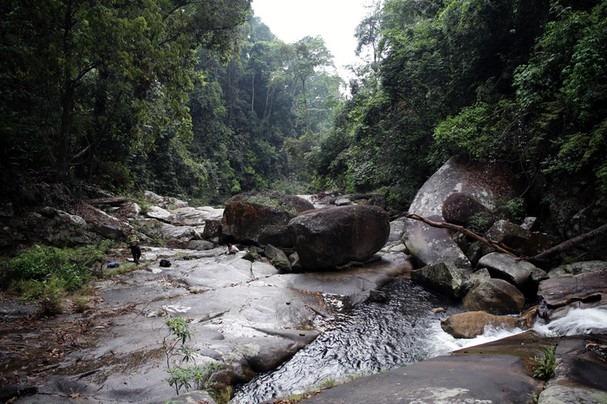Vẻ đẹp hoang sơ thác Suối Pá Quế Phong Nghệ An - 7