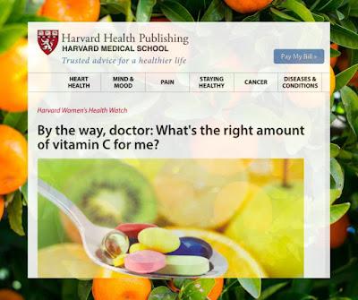 Berapa Banyak Vitamin C Yang Kita Perlukan Sehari?