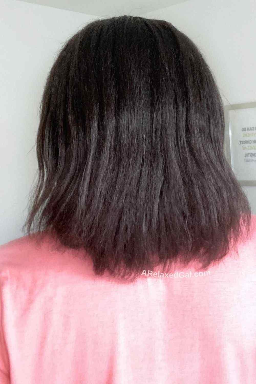 A Relaxed Gal Hair Regimen Update   A Relaxed Gal
