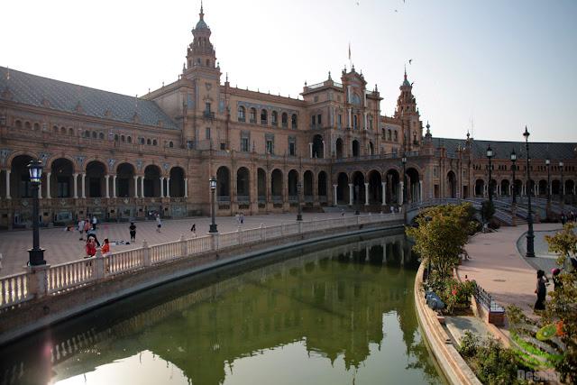 セビージャ - スペイン広場