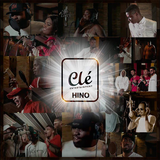 Clé Entertainment - Hino (AfroBeat) 2018 [Download Mp3]