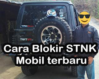 Pengalaman Cara blokir STNK mobil untuk menghindari pajak progesif