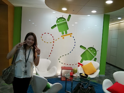 Korea Trip Day 5: Google Korea office and shopping at Gangnam