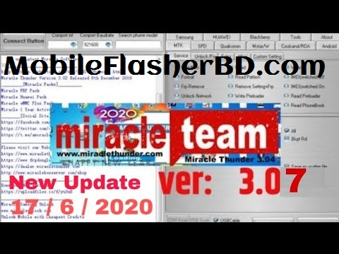 Download Miracle Thunder Edition V3.07 Setup Latest Update Dongle Box Free For All