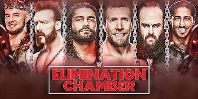 Update on WWE Pulling Men's Elimination Chamber Match