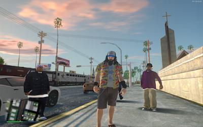 GTA San Andreas Watch Dog Full Game Free Download