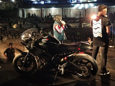 CBR250RR karya Honda Dream Ride Project