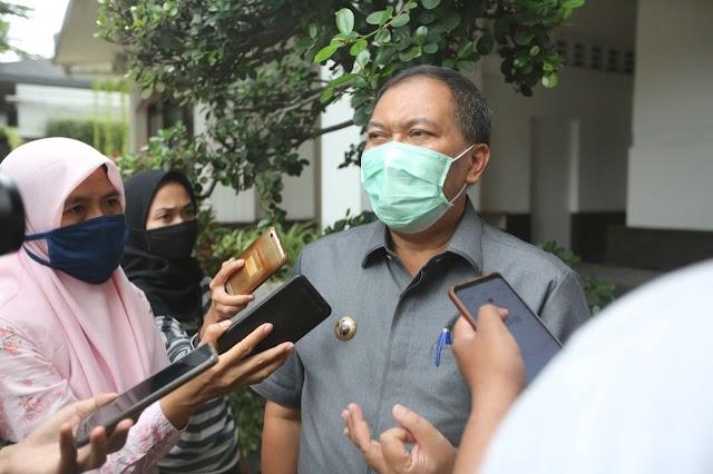 Pemkot Bandung Mengkaji Kemungkinan PSBB Diterapkan se- Bandung Raya