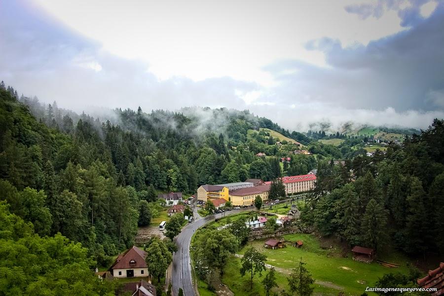 Bran. Transilvania. Rumanía