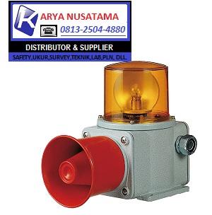 Qlight SHD WS/ WM 220V Warning Light di Jakarta