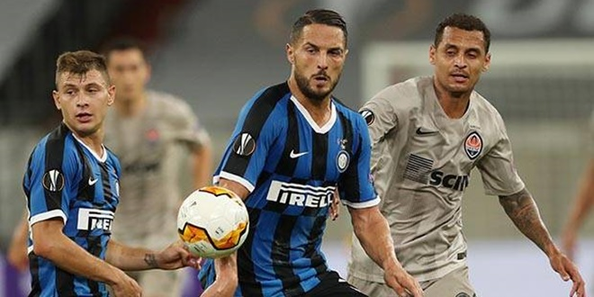 Inter Milan vs Shakhtar Donetsk 5–0 Highlights