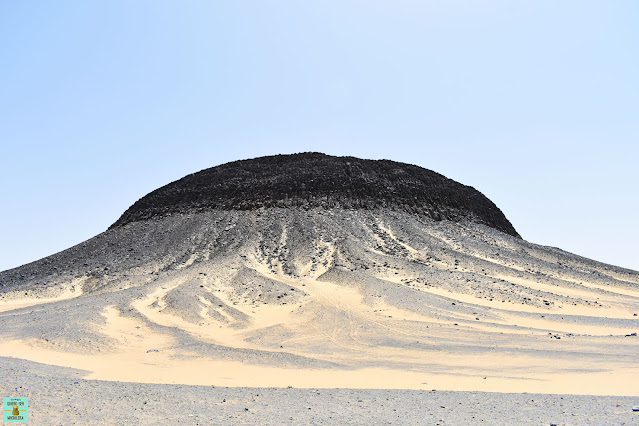 Desierto Negro de Egipto