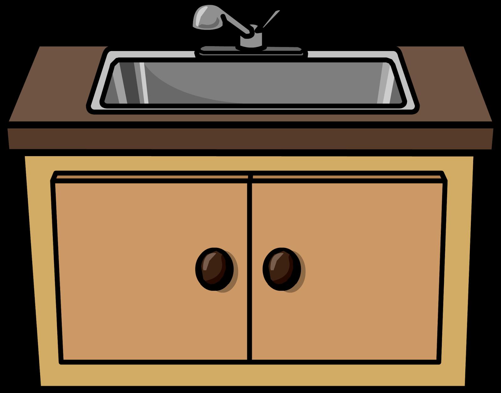 kitchen sink clip art - magiel