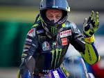 Valentino Rossi Positif Tertular Virus Corona, Begini Kronologinya