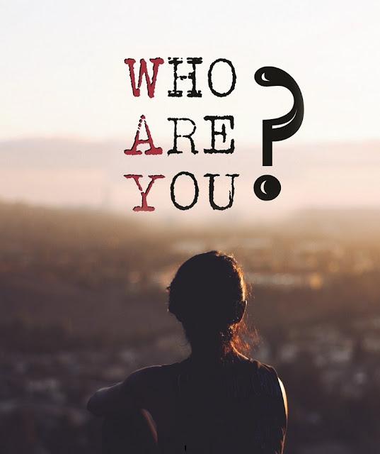 من أنت
