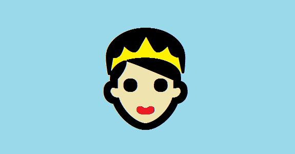 Klavyede Prenses 👸 Emojisi Nasıl Yapılır