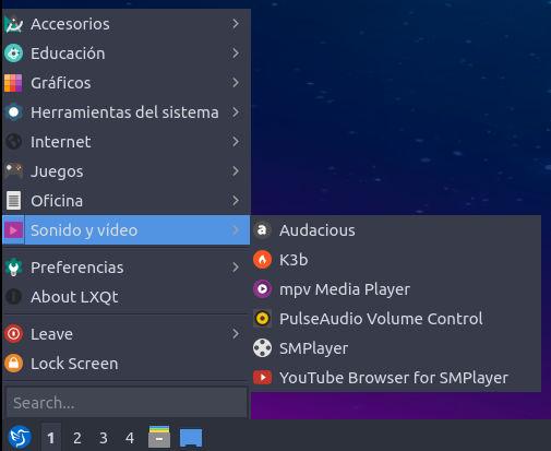 Herramientas KDE para Lubuntu 18.10 - El Blog de HiiARA