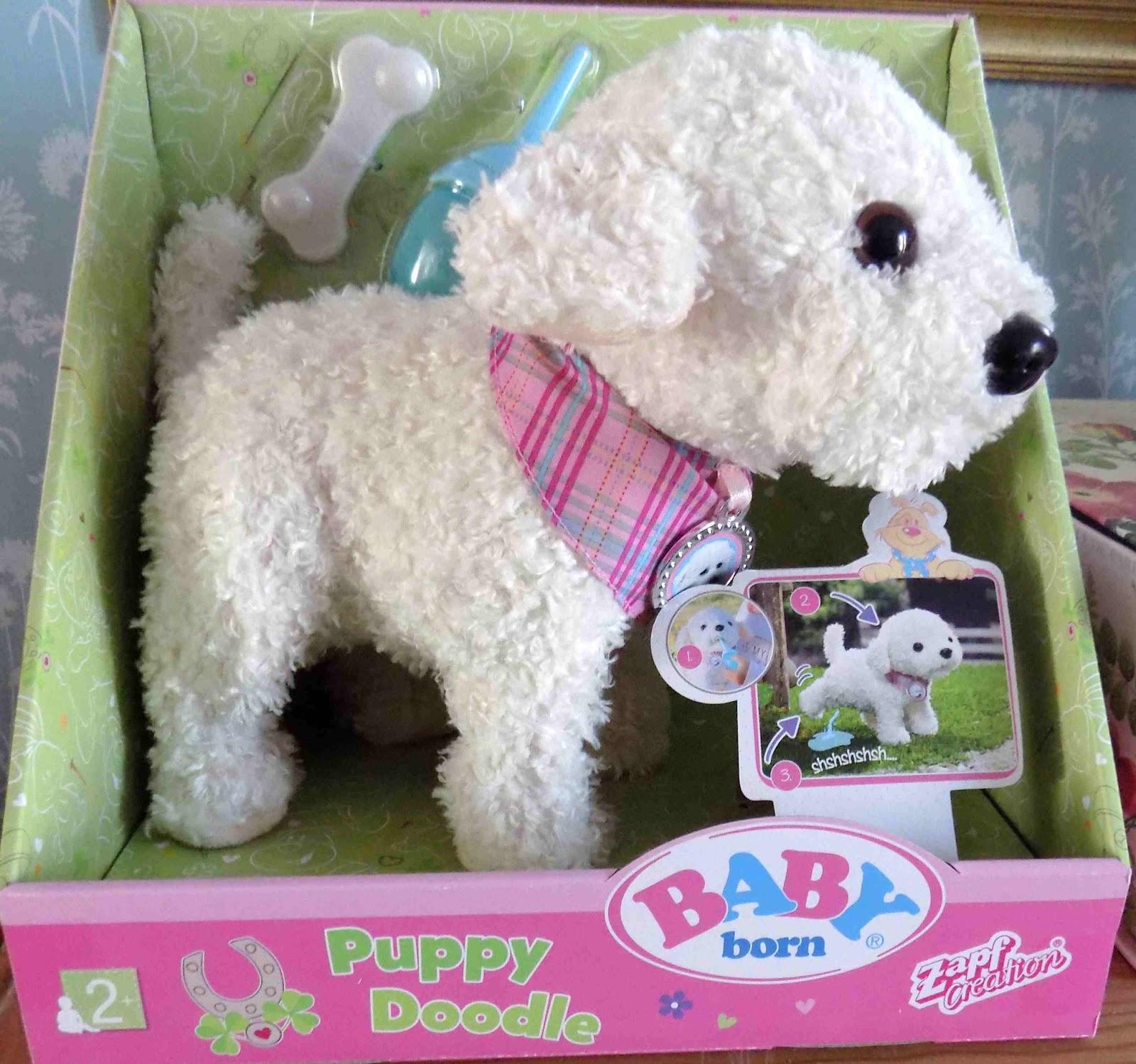 baby born puppy