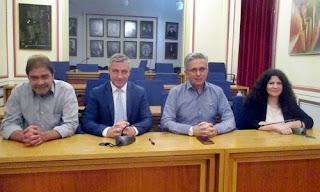 Μάκαρης: Υπέρ της προτεινόμενης από το Υπουργείο Μ.Π.Ε. για το Καλαμάτα- Ριζόμυλος