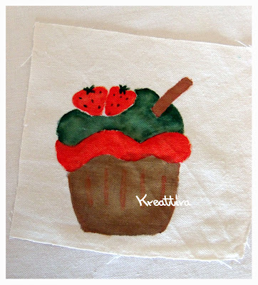 colorare cupcake