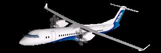 Patungan buat pesawat R80