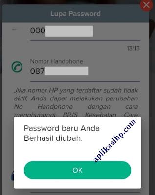 Cara Mudah Reset Password Mobile JKN Aplikasi BPJS Kesehatan Hanya dengan 9 Langkah