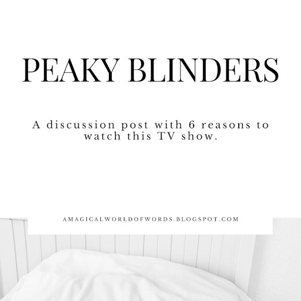 TV Show Talk: Peaky Blinders