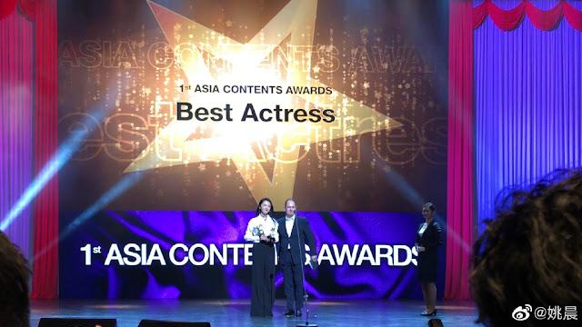 1st asia content awards kim nam gil